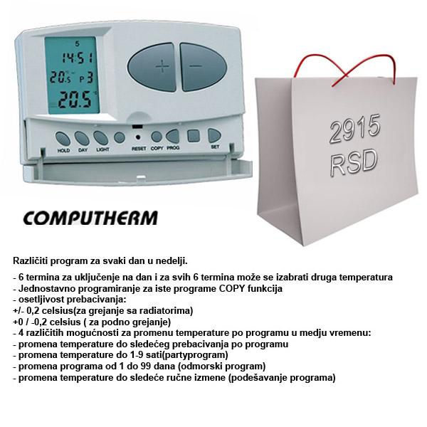 Digitalni termostat Q7